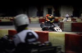 Karting Mol in Action