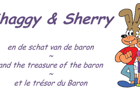Child-friendly walk: Shaggy & Sherry and the treasure of the baron