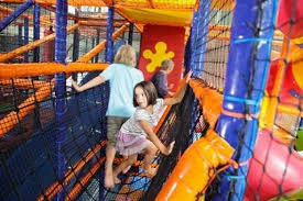 Indoor play area Sunparks Kempense Meren
