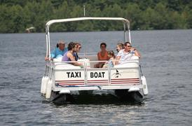 Overzetboot Taxi Boat