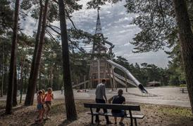 Outdoor playground Zilvermeer