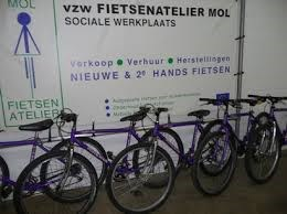Bicycle hire fietsenatelier Mol