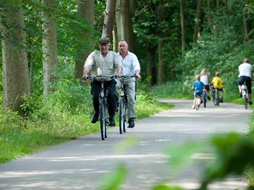 Cycling circuit Around Postel Abbey - cycle route - basic route 55.7 km