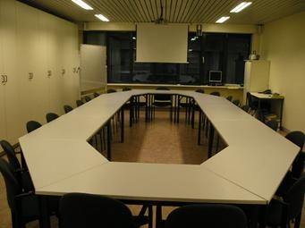 Vergaderzalen 't Getouw (meeting rooms)