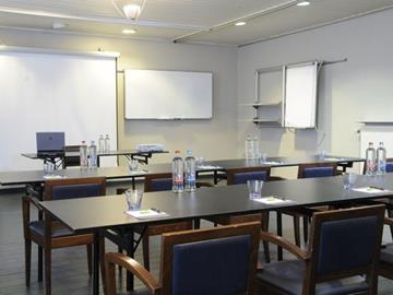 Vergaderzalen Corbiehotel (meeting rooms)