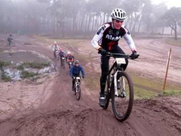 Mountain bike network Kempen