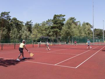 Tennis at the Zilvermeer